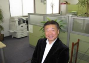 株式会社ログ・代表取締役 金田 彰 様